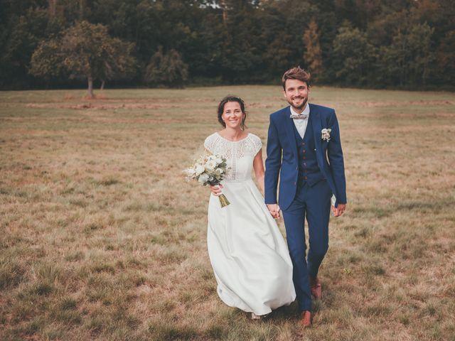 Le mariage de Raphaël et Océane à Wangenbourg, Bas Rhin 351