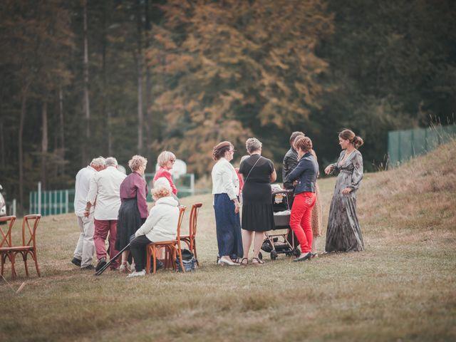 Le mariage de Raphaël et Océane à Wangenbourg, Bas Rhin 382