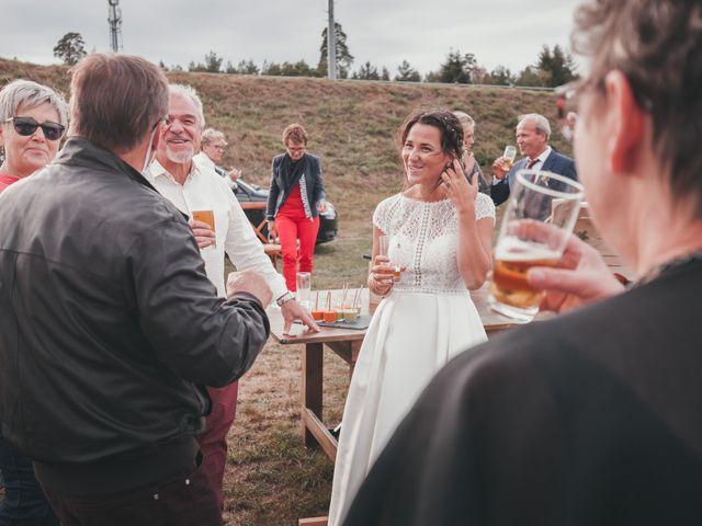 Le mariage de Raphaël et Océane à Wangenbourg, Bas Rhin 425