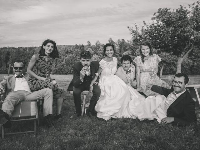 Le mariage de Raphaël et Océane à Wangenbourg, Bas Rhin 441