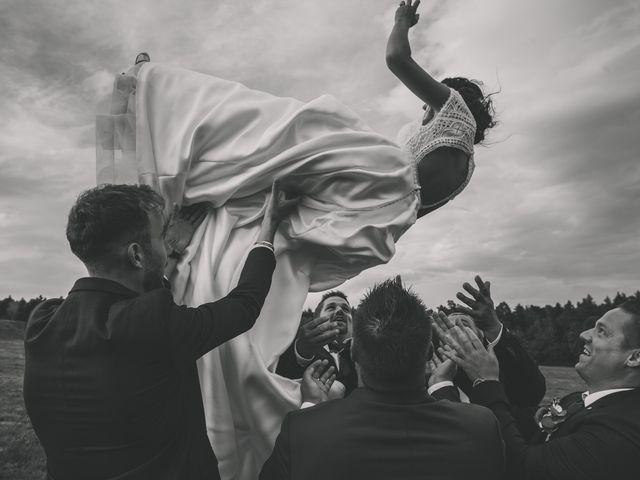 Le mariage de Raphaël et Océane à Wangenbourg, Bas Rhin 447