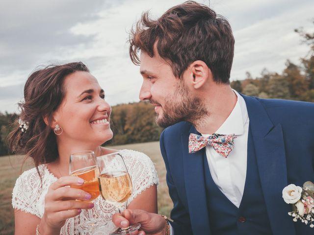 Le mariage de Raphaël et Océane à Wangenbourg, Bas Rhin 477