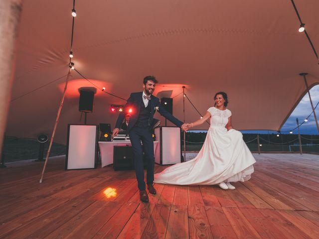 Le mariage de Raphaël et Océane à Wangenbourg, Bas Rhin 500