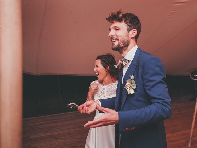 Le mariage de Raphaël et Océane à Wangenbourg, Bas Rhin 522