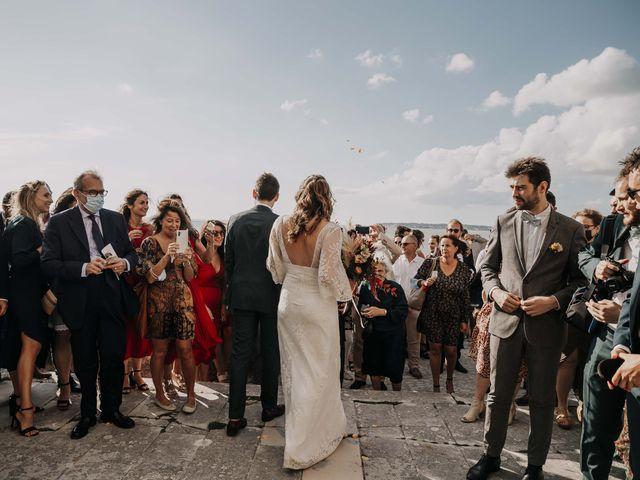 Le mariage de Arnaud et Claire à Cozes, Charente Maritime 3