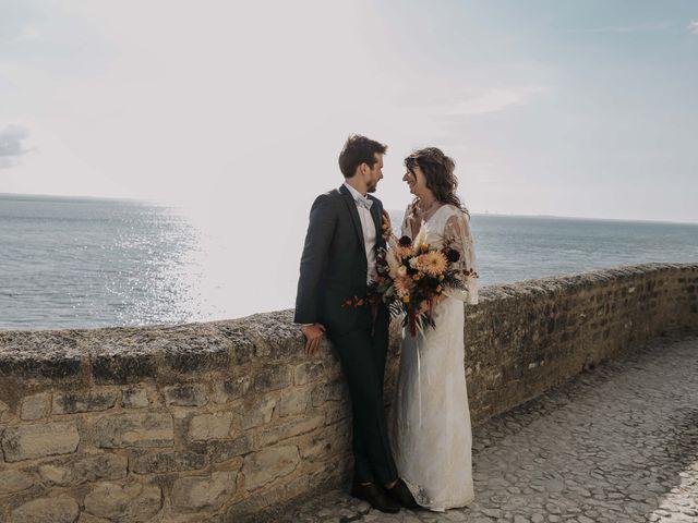 Le mariage de Arnaud et Claire à Cozes, Charente Maritime 4