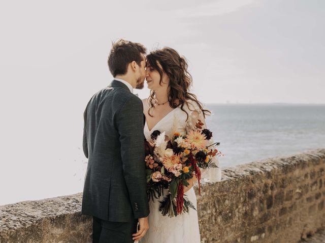 Le mariage de Arnaud et Claire à Cozes, Charente Maritime 5