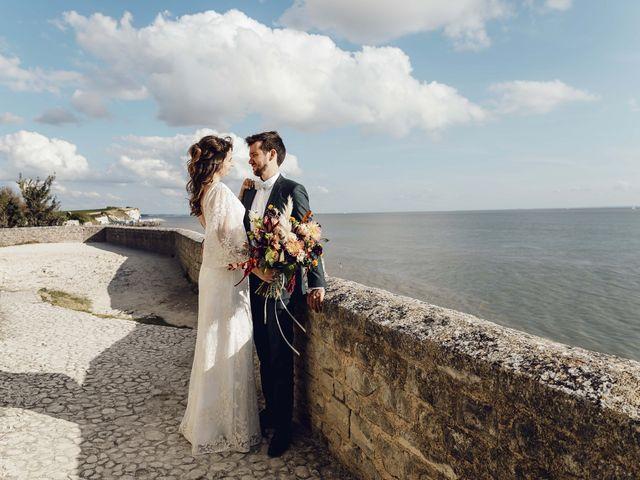 Le mariage de Arnaud et Claire à Cozes, Charente Maritime 6