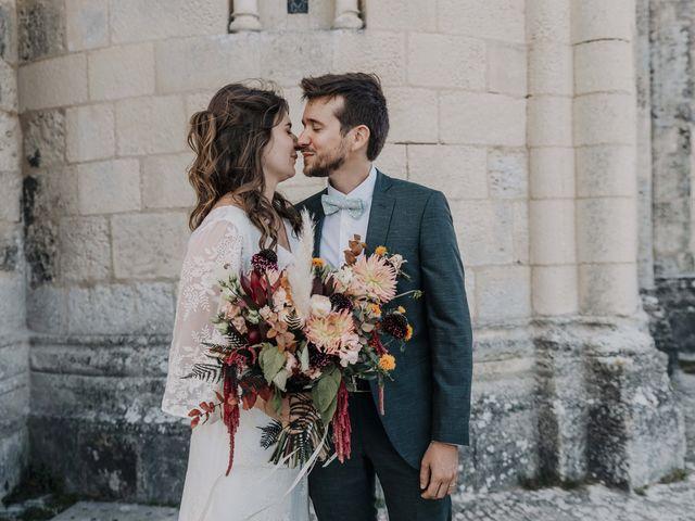 Le mariage de Arnaud et Claire à Cozes, Charente Maritime 8