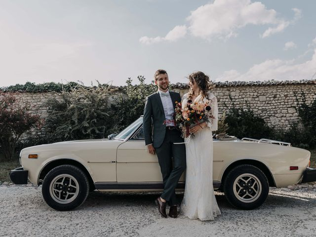 Le mariage de Claire et Arnaud