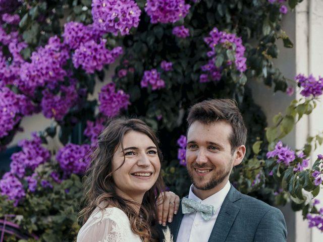 Le mariage de Arnaud et Claire à Cozes, Charente Maritime 9