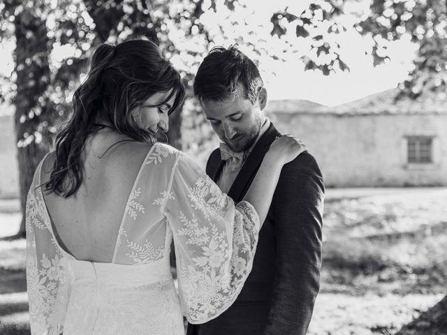 Le mariage de Arnaud et Claire à Cozes, Charente Maritime 12
