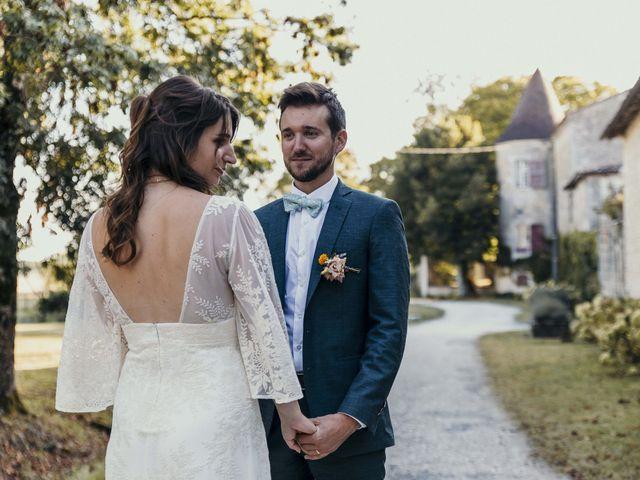 Le mariage de Arnaud et Claire à Cozes, Charente Maritime 14