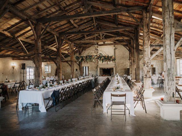 Le mariage de Arnaud et Claire à Cozes, Charente Maritime 16
