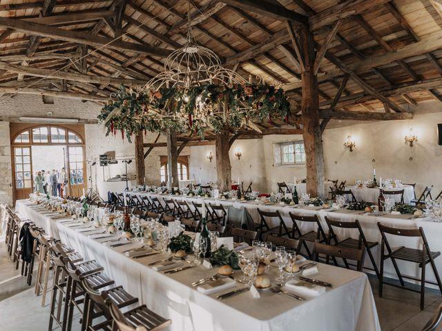 Le mariage de Arnaud et Claire à Cozes, Charente Maritime 18