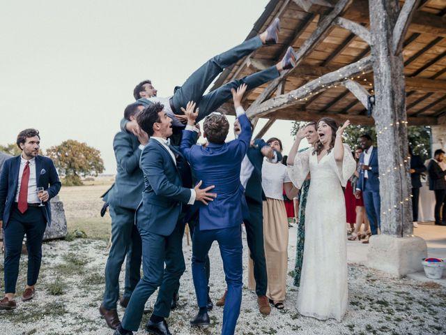 Le mariage de Arnaud et Claire à Cozes, Charente Maritime 27