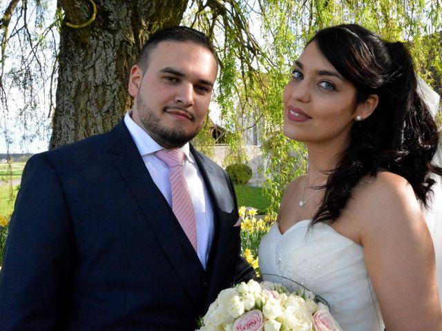 Le mariage de Alex et Dany à Chelles, Seine-et-Marne 11