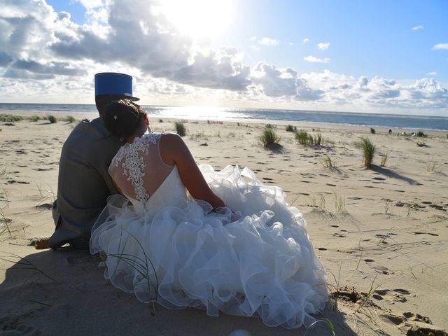 Le mariage de Amaury et Camille à Royan, Charente Maritime 9
