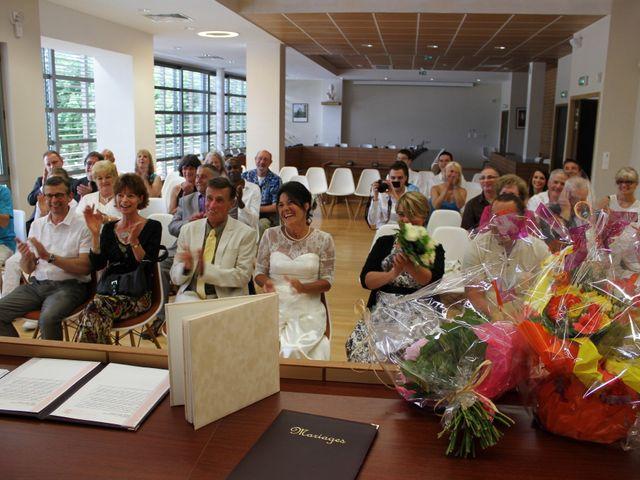 Le mariage de Philippe et Nathalie à Cavalaire-sur-Mer, Var 2