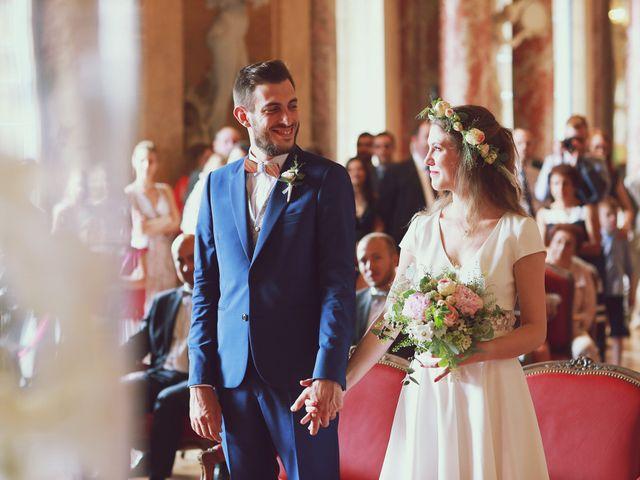 Le mariage de Jean-Lionel et Kathleen à Buzet-sur-Tarn, Haute-Garonne 34