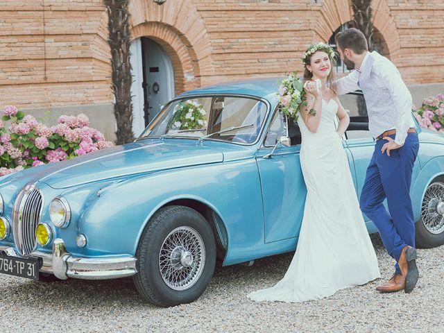 Le mariage de Jean-Lionel et Kathleen à Buzet-sur-Tarn, Haute-Garonne 58
