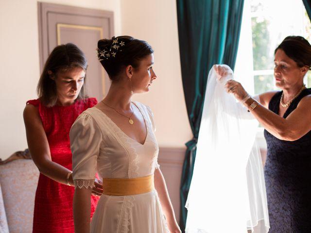 Le mariage de Gatien et Priscille à Saint-Laurent-de-Chamousset, Rhône 2