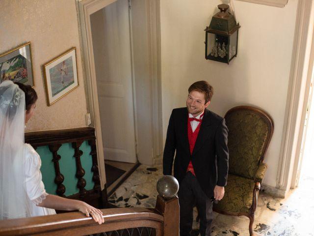 Le mariage de Gatien et Priscille à Saint-Laurent-de-Chamousset, Rhône 4