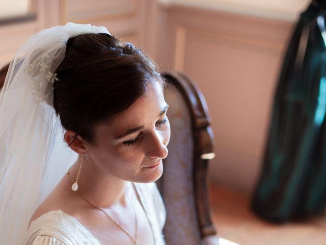 Le mariage de Gatien et Priscille à Saint-Laurent-de-Chamousset, Rhône 9