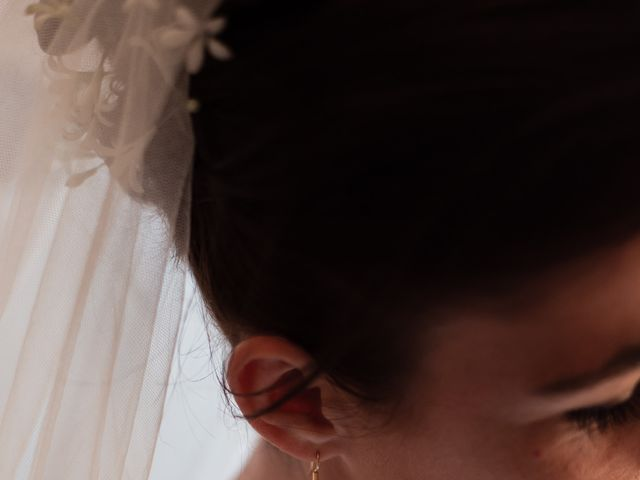 Le mariage de Gatien et Priscille à Saint-Laurent-de-Chamousset, Rhône 10