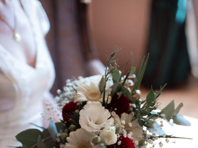 Le mariage de Gatien et Priscille à Saint-Laurent-de-Chamousset, Rhône 11