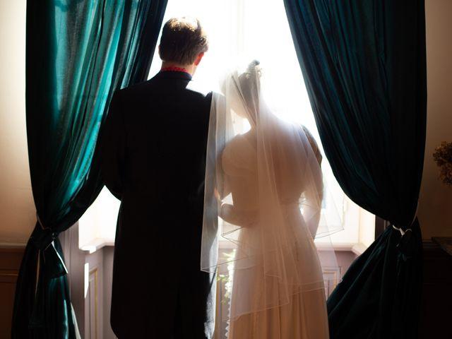 Le mariage de Gatien et Priscille à Saint-Laurent-de-Chamousset, Rhône 12