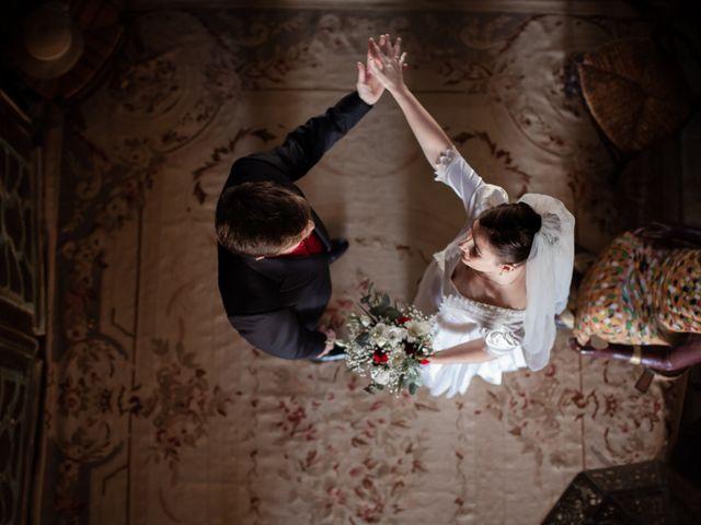Le mariage de Gatien et Priscille à Saint-Laurent-de-Chamousset, Rhône 13