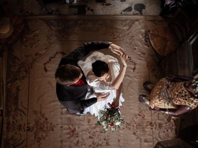Le mariage de Gatien et Priscille à Saint-Laurent-de-Chamousset, Rhône 1