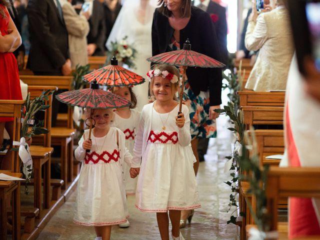 Le mariage de Gatien et Priscille à Saint-Laurent-de-Chamousset, Rhône 16