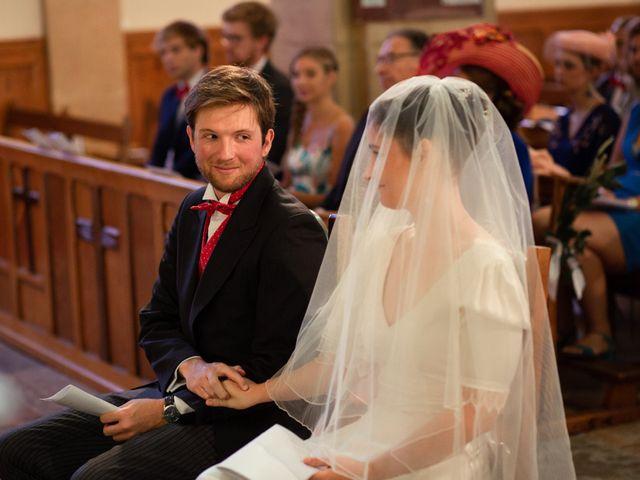 Le mariage de Gatien et Priscille à Saint-Laurent-de-Chamousset, Rhône 19