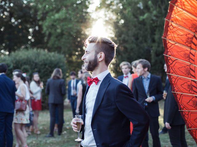 Le mariage de Gatien et Priscille à Saint-Laurent-de-Chamousset, Rhône 25
