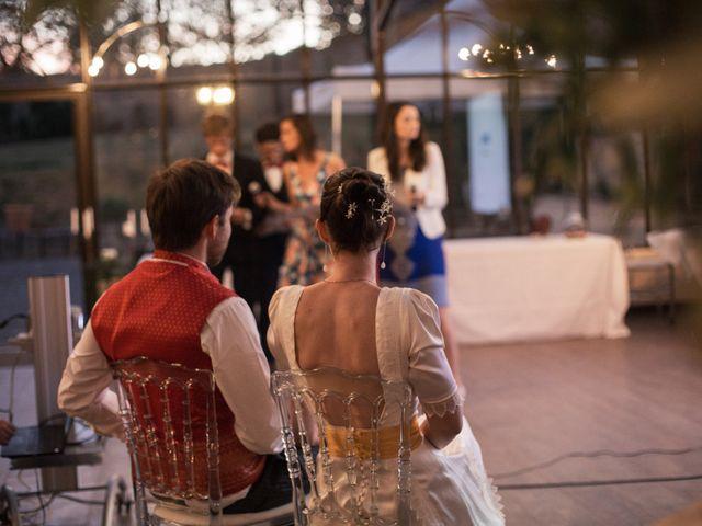 Le mariage de Gatien et Priscille à Saint-Laurent-de-Chamousset, Rhône 32