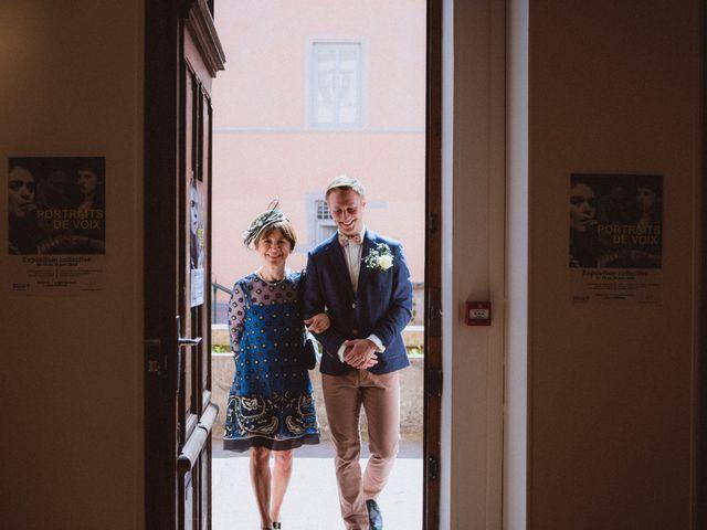 Le mariage de Guillaume et Raphaëlle à Lyon, Rhône 3