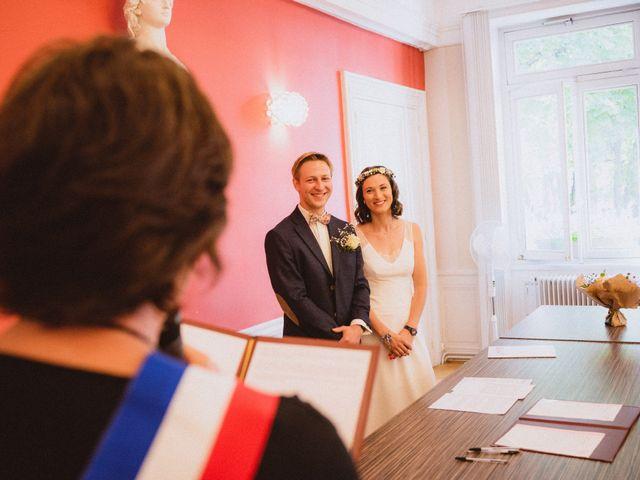 Le mariage de Guillaume et Raphaëlle à Lyon, Rhône 10
