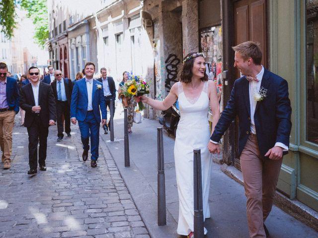 Le mariage de Guillaume et Raphaëlle à Lyon, Rhône 19