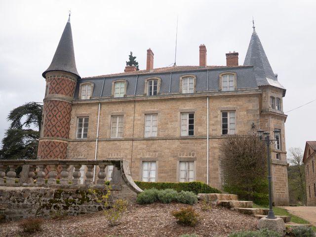 Le mariage de Anthony et Annabelle à Marols, Loire 4