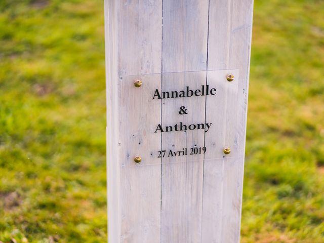 Le mariage de Anthony et Annabelle à Marols, Loire 28