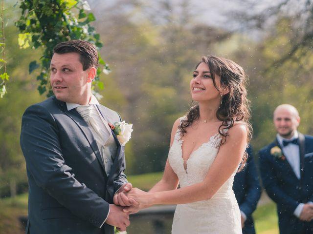 Le mariage de Anthony et Annabelle à Marols, Loire 36