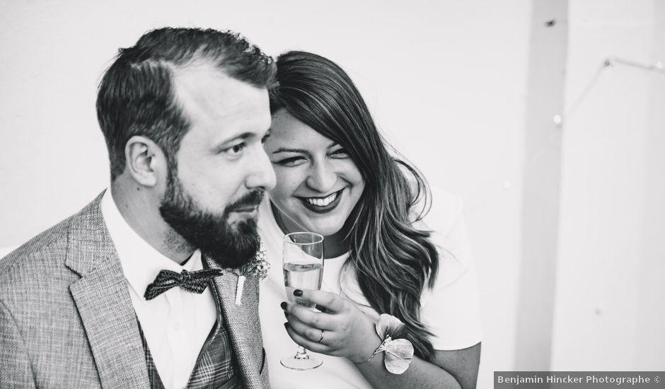 Le mariage de Sarah et Max à Schweighouse-sur-Moder, Bas Rhin