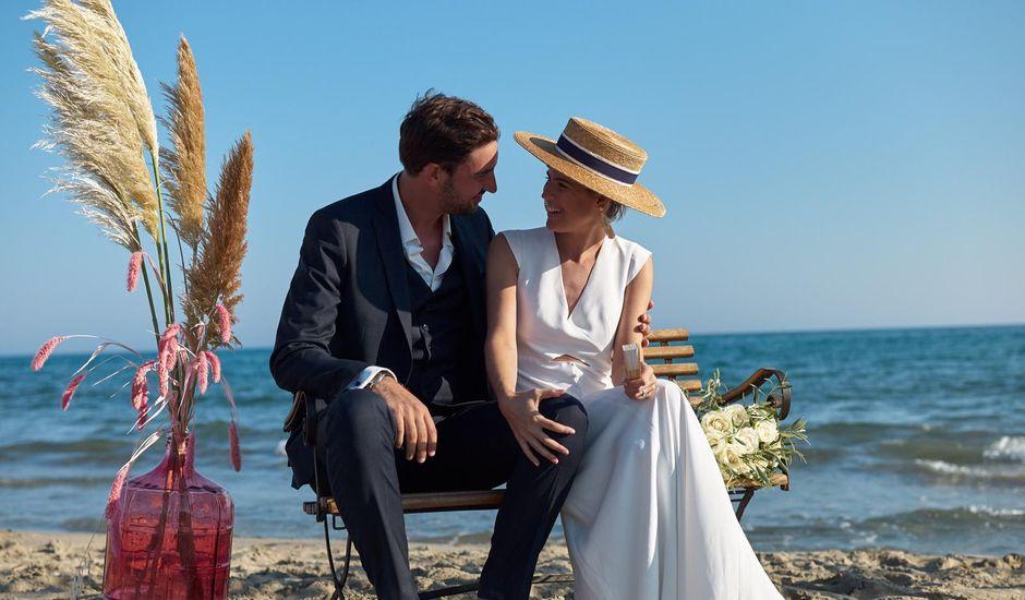 Le mariage de Xavier  et Maud à Saintes-Maries-de-la-Mer, Bouches-du-Rhône