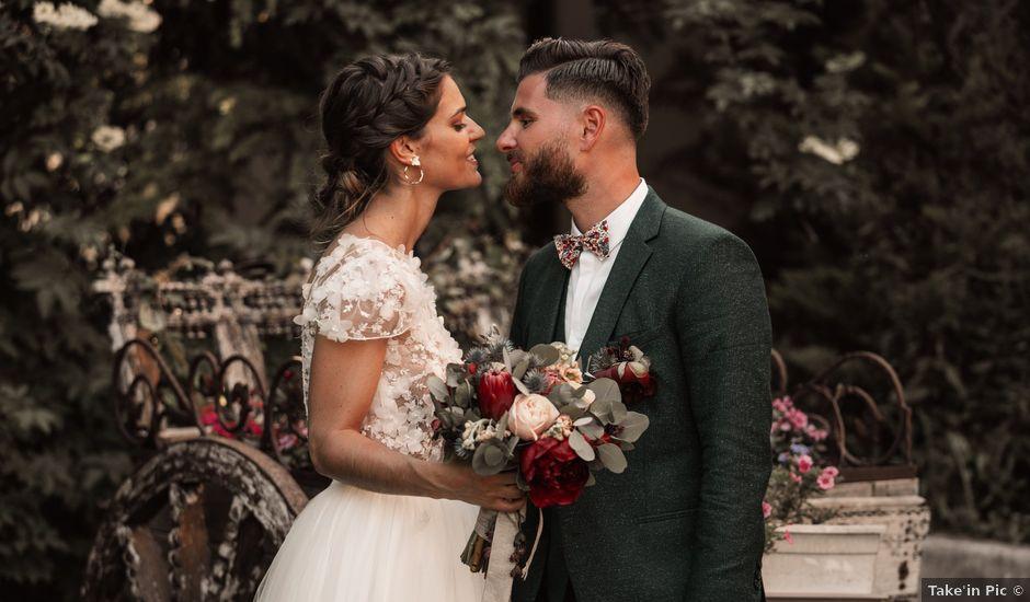 Le mariage de Clément et Alexia à Mennecy, Essonne