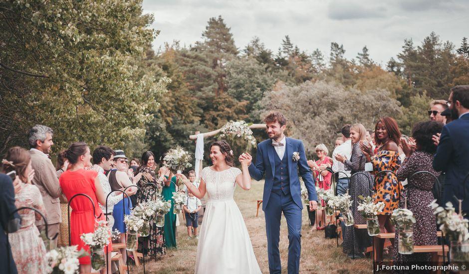 Le mariage de Raphaël et Océane à Wangenbourg, Bas Rhin