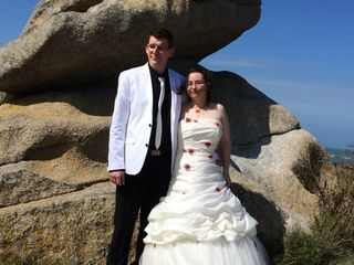 Le mariage de Martin et Magalie