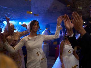 Le mariage de Marwa et Foued 1