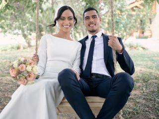 Le mariage de Marwa et Foued